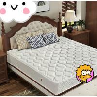 天然乳胶床垫椰棕弹簧床垫1.8m1.5m软硬两用