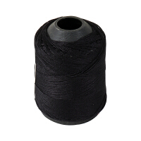 家用宝塔线衣服缝纫线彩色缝纫机线黑色白线手缝线涤纶手工缝衣线