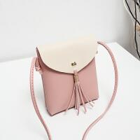 新款小包包女2018新款潮韩版少女时尚百搭单肩斜挎包简约CY05