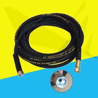 中联泵车水枪管 三一高压钢丝管水枪水管泵车用洗车水管徐工泵车SN8398