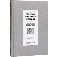 包邮Fashionary时尚品牌图解指南Fashion Business Manual时尚设计师业务手册 时尚服装品牌设计专业宝典工具书 英文原版