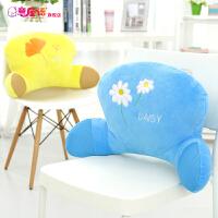 孕妇床头汽车护腰靠垫办公室午睡椅子靠枕腰枕靠腰垫