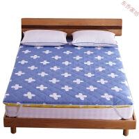 床垫1.8m床褥子1.5m双人地铺垫宿舍单人折叠1.2米加厚海绵榻榻米