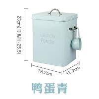 洗衣粉桶洗衣粉盒装7斤洗衣粉 米桶装10斤米 送小勺