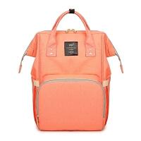 韩版大容量妈咪包多功能双肩包妈咪袋时尚妈妈包外出背包母婴包包