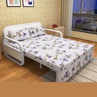 沙发床可折叠双人两用客厅单人小户型1.5米1.2米多功能现代简约o2h