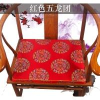 椅子坐垫中式沙发垫餐椅茶椅垫办公室实木椰棕垫海绵定做lSN6521