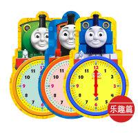 托马斯和朋友趣味小时钟乐趣篇共3册幼儿认知成长百科 培西 托马斯 詹姆士
