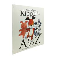 英文原版 Kipper's A to Z an Alphabet Adventure