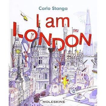 【预订】I am London 9788867325733 美国库房发货,通常付款后3-5周到货!