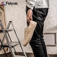 【1件3折】Feiyue/飞跃街头原宿风帆布鞋2020新款男鞋女鞋低帮运动鞋休闲情侣鞋795