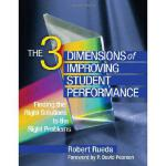 【预订】The 3 Dimensions of Improving Student Performance: Find