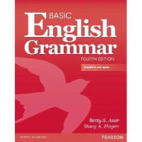 【预订】Basic English Grammar B with Audio CD