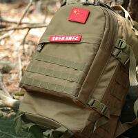 户外登山包战术双肩背包俄罗斯军迷用品迷彩包攻击包男女