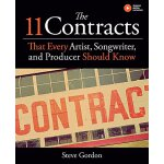 【预订】The 11 Contracts That Every Artist, Songwriter, and Pro