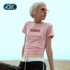 【秒杀价:34】Discovery非凡探索户外春夏女短袖T恤速干透气运动排汗DAJG82299