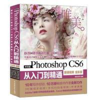 水利水电:中文版PhotoshopCS6从入门到精通(微课视频全彩版)(唯美)