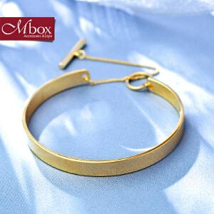 新年礼物Mbox手镯 女款韩国版采用波西米亚风情侣闺蜜手链手镯 至纯的回忆