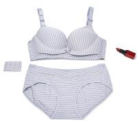 怀孕期棉舒适文胸内裤哺乳喂奶无钢圈产后孕妇内裤孕妇内衣套装