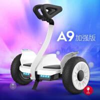 2018新款 智能自平衡车电动代步车儿童双轮带扶杆越野两轮体感车 36V