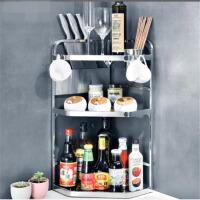 304不锈钢厨房置物架壁挂储物调料调味架多功能厨具用品收纳架 6ob