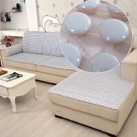 陶瓷坐垫贵妃皮布艺沙发垫夏天座垫夏季凉垫
