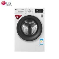 LG洗衣机 WD-VH451D0S 9公斤 DD变频滚筒洗衣机 6种智能手洗