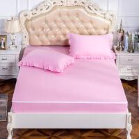 ???床笠单件床罩床垫套席梦思保护套六面全包防滑可拆卸拉链防尘罩
