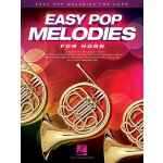 【预订】Easy Pop Melodies for Horn 9781480384347