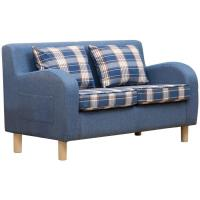简约现代布艺沙发单人双人三人小户型客厅组合家具卧室休闲沙发椅
