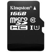 Kingston金士顿 TF卡 16G CLASS10 16g内存卡C10储存sd卡tf卡class10高速手机内存卡16g