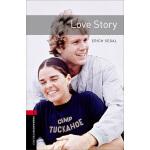 Oxford Bookworms Library: Level 3: Love Story 牛津书虫分级读物3级:爱情