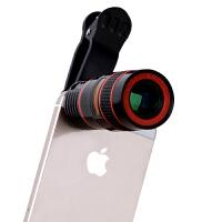 望远镜高清夜视非红外演唱会拍照摄像 手机镜头小太阳手机长焦