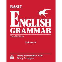 【预订】Basic English Grammar Student Book Vol. A W/Audio CD an