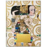 古斯塔夫・克林姆特 克里姆 绘画艺术作品全集 画集 英文原版 Gustav Klimt: Complete Paint