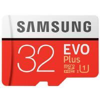 三星(SAMSUNG)32GB TF(MicroSD)存储卡 U1 C10 EVO升级版+ 读速95MB/s行车记录仪手