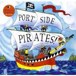 Port Side Pirates! (A Barefoot Singalong)小海盗(书+CD)ISBN97818