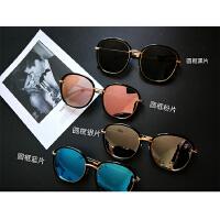 !气质新款2018新款韩版时尚大框太阳镜复古女墨镜镜子