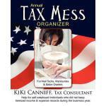 【预订】Annual Tax Mess Organizer for Nail Techs, Manicurists &