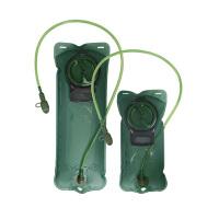 骑行水袋户外登山徒步沙漠储补喝水便携饮水袋包3L折叠水囊壶运动
