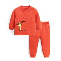 儿童保暖内衣套装冬季加厚款宝宝衣服女男女童冬装睡衣