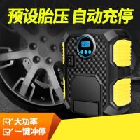 誉霸车载充气泵汽车打气泵车用 12v电动便携式汽车用打气筒