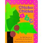 Chicka Chicka ABC 叽咔叽咔ABC 纸板书