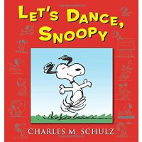 Let's Dance, Snoopy: 65 Years of Peanuts ISBN:9780804179478