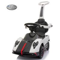 儿童玩具车可坐人 四轮滑行车学步车婴儿溜溜车扭扭车1-3岁带音乐