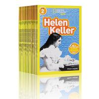 【二阶段33册】National Geographic kids Readers level 2阶 美国国家地理儿童科普少儿百科 英文原版 分级阅读读物 L2