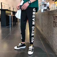 秋男大码男装大童运动裤宽松卫裤200-210斤5X码裤子休闲裤