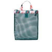 旅行网格收纳袋 健身包 游泳沙滩包 鞋袋手提包 购物包 旅行收纳包
