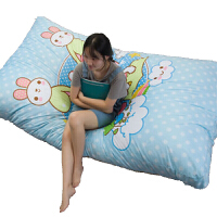 卡通儿童榻榻米1.5m床卧室单人午睡懒人沙发加厚上下铺床垫宿舍