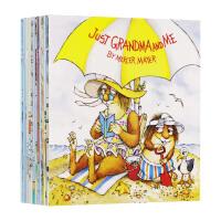 小毛人怪物系列14册套装 英文原版 Little Critter 英文版儿童入门启蒙绘本 汪培�E推荐同系列 英语故事阅